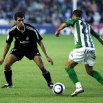 Debut de Arbeloa con el Real Madrid