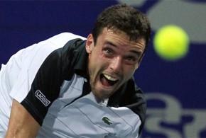 Roberto Bautista, el tenista que más ha progresado en 2014