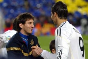 Cristiano Ronaldo llama cabronazo a Messi