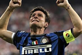 Zanetti pudo fichar por el Real Madrid