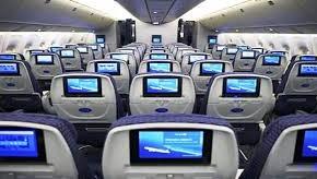 El Clásico se verá en directo en un avión por primera vez