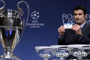 Partidos de cuartos de final de Champions League